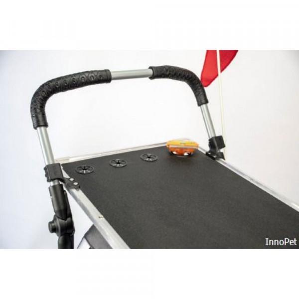 InnoPet® Sporty-Trailer Trimmtisch-Aufsatz schwarz