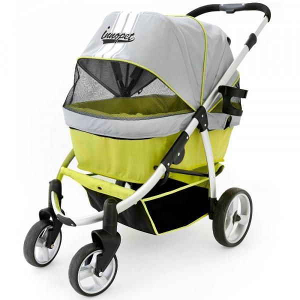 InnoPet® Retro Hundebuggy limone