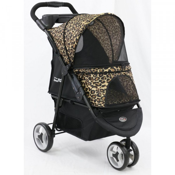 InnoPet® Allure Cheetah Hundebuggy